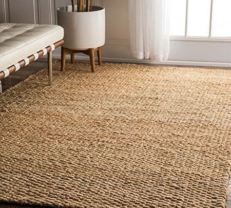 Enhance the Beauty of Your Living Room, Use Jute Carpets